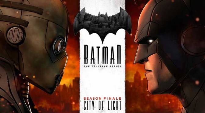 Batman Telltale episodes 3-5
