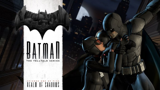 Batman Telltale episodes 1-2 (Livestream)