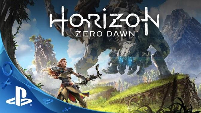 The Hype: Horizon Zero Dawn