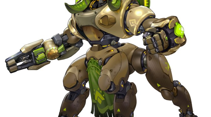 Orisa Is Here