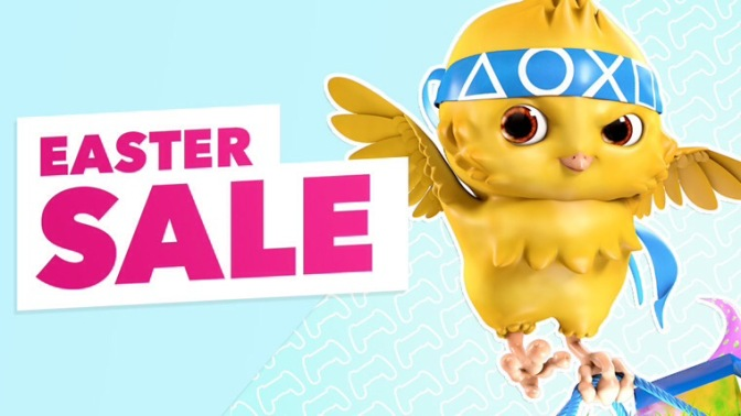 PSN Easter Sale