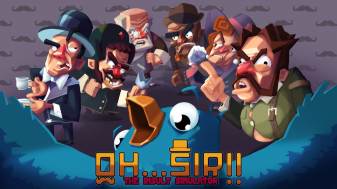 Oh…Sir! The Insult Simulator Review (PS4)